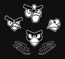 Birdhemian Rhapsody by AngryMongo