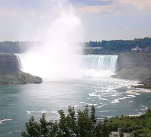Niagara's Maids by Poete100