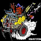 The Devil's Grocery Getter by hiway7