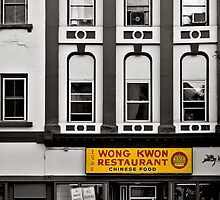 Wong Kwon - selective colour by PhotosByHealy