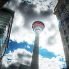 Calgary Tower HDR by Lisa Knechtel