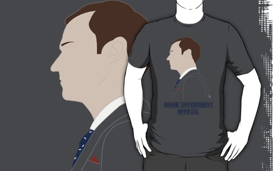 Minor Government Official [Blue Tie Edition] by Skeletree