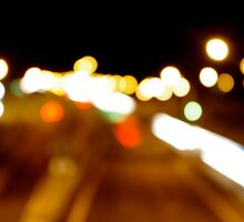 Blurred highway by jesscob23