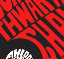 Sticker: A Wordy Pokebadge Sticker