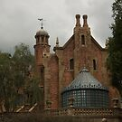 The Haunted Mansion by Rechenmacher