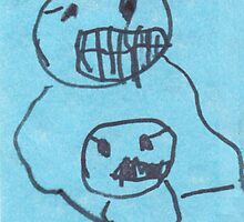 I Aurora - Monster and Child (picture)... by IWML