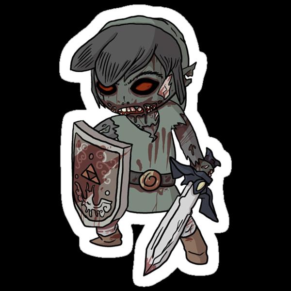 Zombie Link by joshmirm