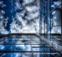 Geometry of Sky by Bob Larson