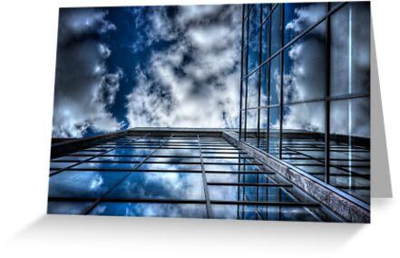 Geometry of Sky by Bob Larson