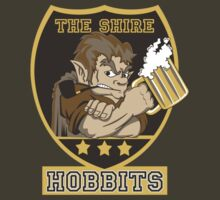 The Shire Hobbits by Faniseto