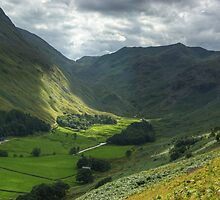 The Head Of Grisedale by VoluntaryRanger