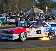 Mark Skaife Nissan Skyline HR31 Gp A by TGrowden