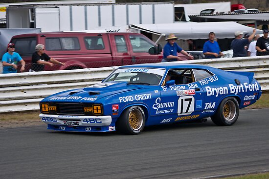 Dick Johnson 1978 Ford Falcon XC Coupe Gp C by TGrowden