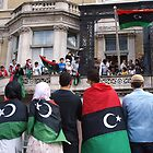 Libyan Embassy London 2 by markmccall