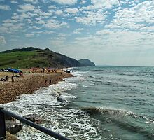 Charmouth , Dorset by lynn carter