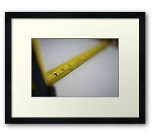 How Long? Framed Print