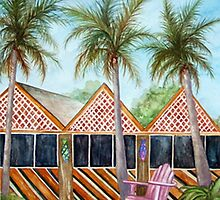 Mc T Sanibel Island by Rosie Brown