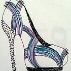 A Shoe I Imagined by Patsy Castle