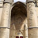 Saint Pierre Cathedral, Montpellier, France by 7horses