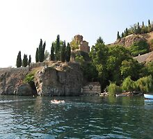The beauty of Ohrid by flyfm