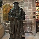 John Knox Statue by Tom Gomez