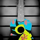 Uke in Taylors Music Store by Jennifer P. Zduniak