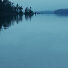 Misty Reflection by JimSanders