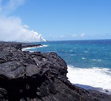 Lava By the Sea by Jenny Hudson
