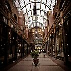 County Quarter - Shopping Centre in Leeds. by angelimagine