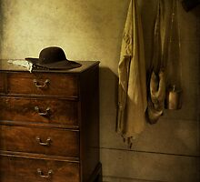 Hat on the Dresser by Widcat