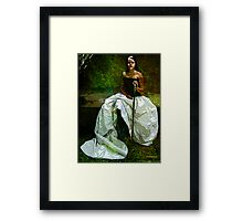 IN DEFENSE OF GAIA Framed Print