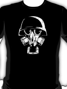 Army gas mask T-Shirt