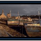 Camaret harbour by jean-jean