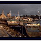 Camaret harbour by jean-jean