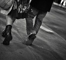 Love Moves in Unison by montserrat