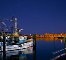 Brunswick Heads, boat harbour by benjilach