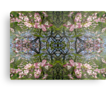 Kaleidoscope - Tree Series Blossom Metal Print