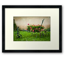 Still Useful 2 Framed Print
