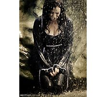 Dreams of Death [Mary McDonnell] Photographic Print