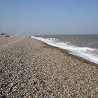 Aldeburgh Beach in April by rpizzey