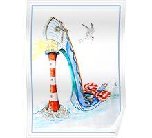 All at Sea Poster