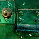 Green Lock by Leo Soderman