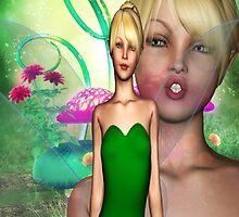 Tinkerbell by Junior Mclean