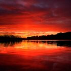 Sunset in Michigan 3 by Chad Ely