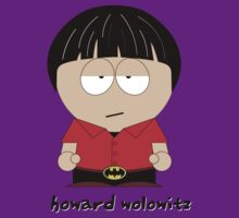 South Park & Big Bang Theory: Howard Wolowitz by D4RK0