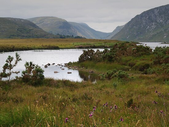 Glenveigh National Park by WatscapePhoto
