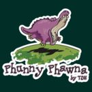 Phunny Phawna - Crocodile by thedrawinghands