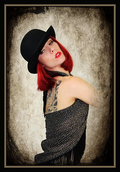 Life is a cabaret by Rookwood Studio ©