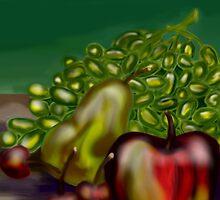 Fruits by Sherry Cornett