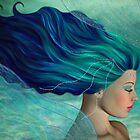 Portrait * Fantasy * Wall Art by AnaCBStudio